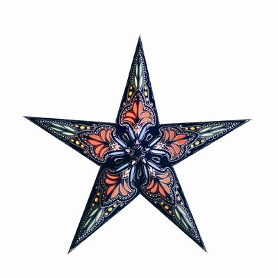 Starlightz 1-Light Luminary Finish: Blue and Red