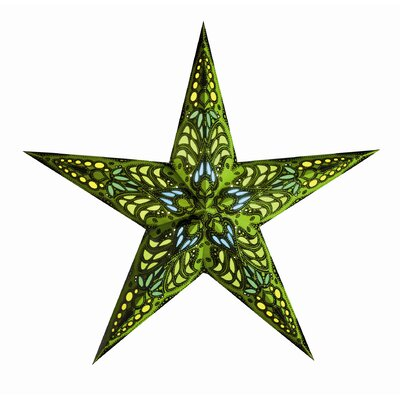 Starlightz 1-Light Luminary Finish: Green