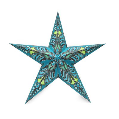 Starlightz 1-Light Luminary Finish: Teal