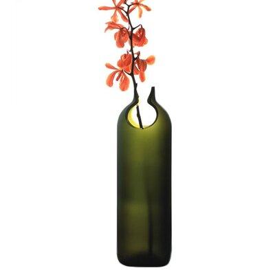 tranSglass Beak Vase Finish: Satin