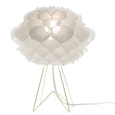 Phrena 17 H Table Lamp with Novelty Shade Cord: Plastic