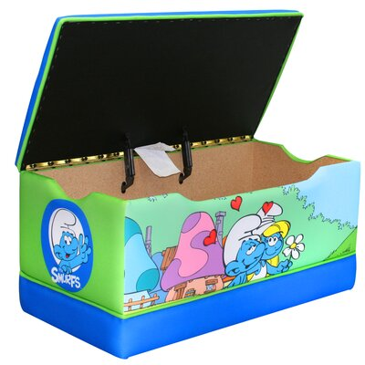Newco International Sony Smurfs Love Deluxe Toy Box at Sears.com