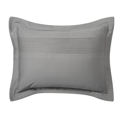 Eros Swarovski Pillow Sham Size: King