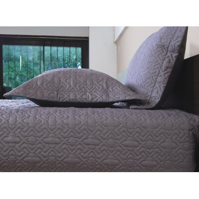 Cedric 3 Piece Quilt Set Size: King
