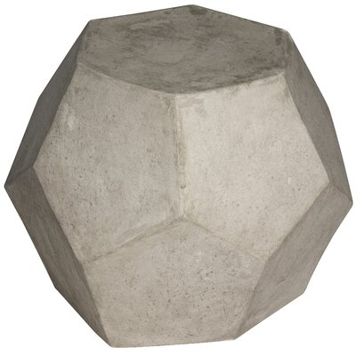 Geometry End Table