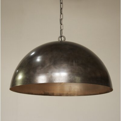 1-Light Bowl Pendant