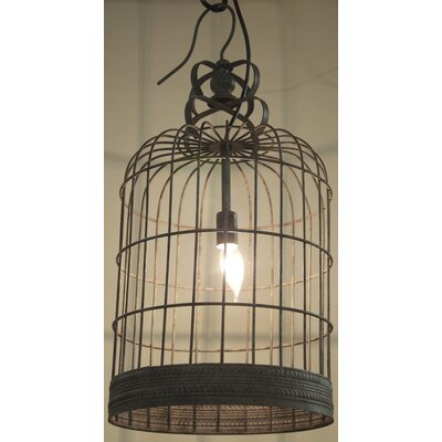Finch 1 Light Foyer Pendant