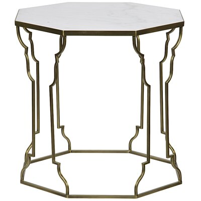 Corinthian End Table