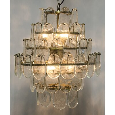 Mystic 6-Light Crystal Chandelier