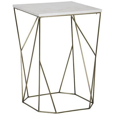 Bast End Table