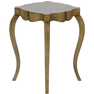 Bast End Table Finish: Saddle Brown