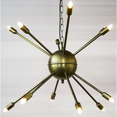 Prato 12-Light Pendant