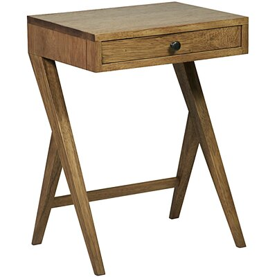 Peter End Table with Storage