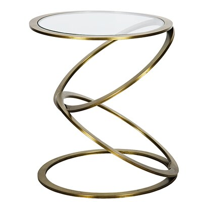 Laurentis End Table