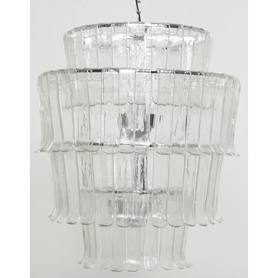 Villa 8-Light Crystal Chandelier