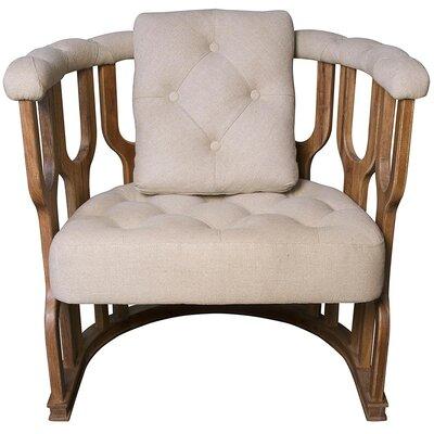 Octopus Barrel Chair