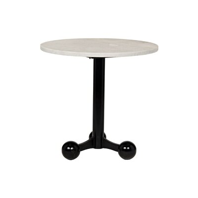 Dum Bell End Table
