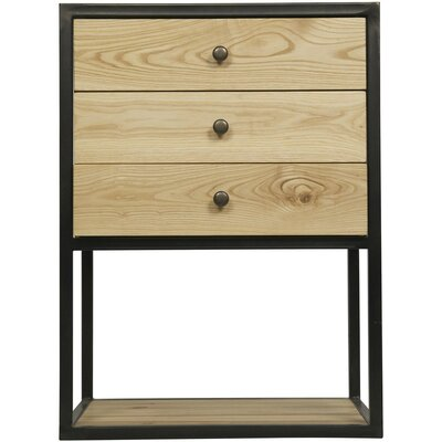 Pearce End Table with Storage