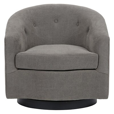 Madison Swivel Barrel Chair