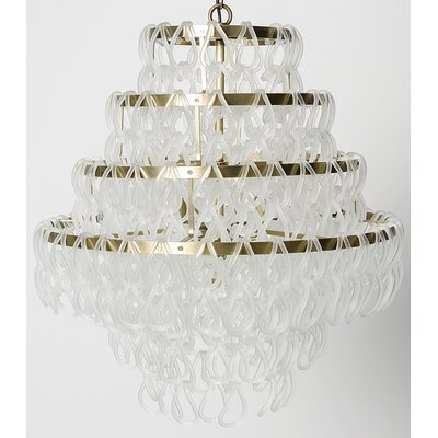 Dolce Vita 4-Light Crystal Chandelier