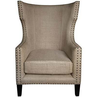 Berne Single Wingback Chair