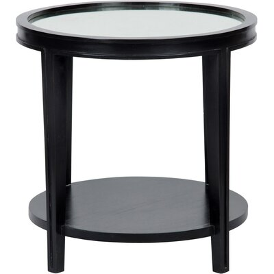 Imperial Tray Table Color: Hand Rubbed Black