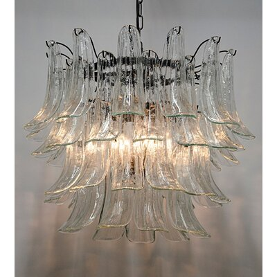 Fiore 3-Light Crystal Chandelier