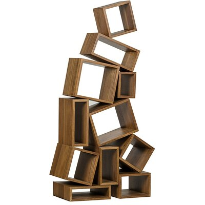 Ladder Bookcase Cubist Product Picture 482