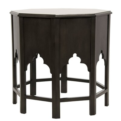 Dmascus End Table
