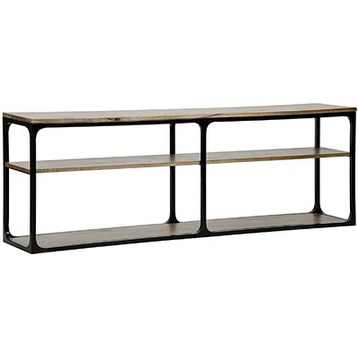 Large Novie Metal Console Table