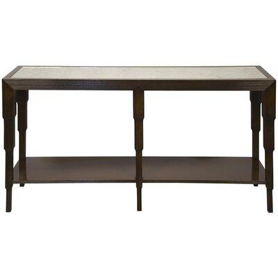 Arta Console Table Finish: Distressed Brown