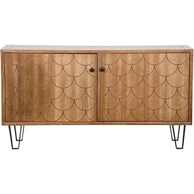 Dragon Scale Sideboard