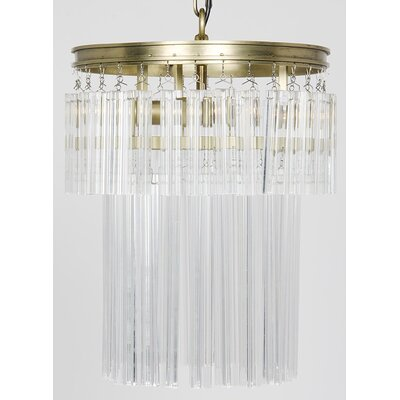 Toby 4-Light Candle-Style Chandelier
