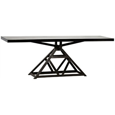 Parker Metal Console Table