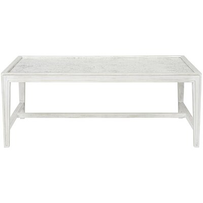 Imperial Coffee Table Color: White Wash