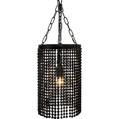 1-Light LED Foyer Pendant