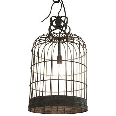 Finch 1-Light Foyer Pendant