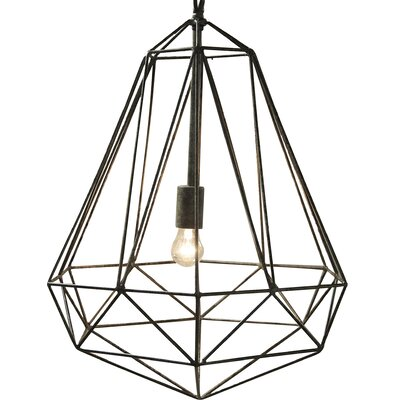 Mazarin 1-Light Foyer Pendant