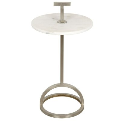 Remy Metal End Table