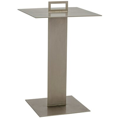 Gino Metal End Table