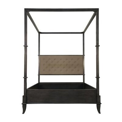 New London Canopy Bed Size: Queen