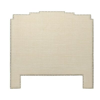 Narcisa Upholstered Panel Headboard Size: Queen