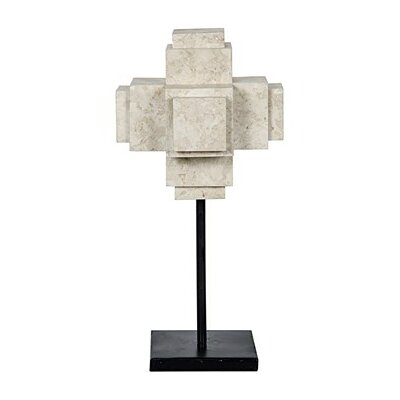 Cube on Stand Figurine AM-142WM
