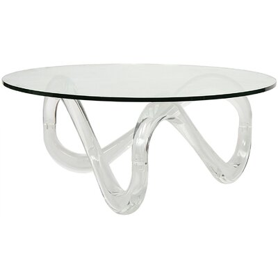Chase Plexi Coffee Table