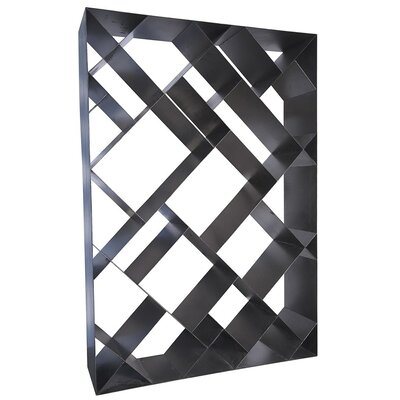 Diagonal Cube Unit Bookcase