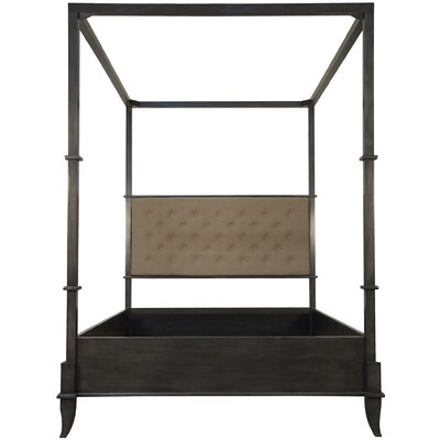 New London Canopy Bed Size: King