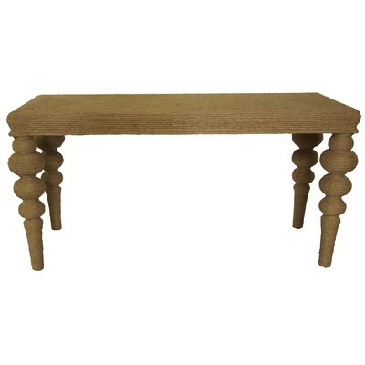 Turned Leg Ismail Console Table
