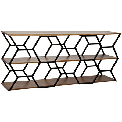 Tariq Metal Console Table