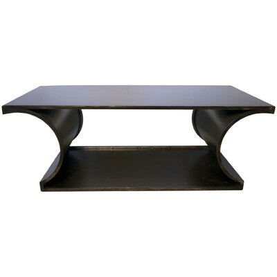 Alec Metal Coffee Table