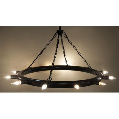 Utica 12-Light Candle-Style Chandelier